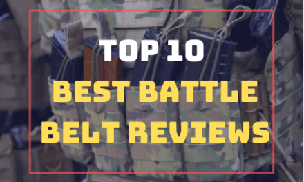 10 Best Battle Belt Reviews in 2020 [ Top Picks]