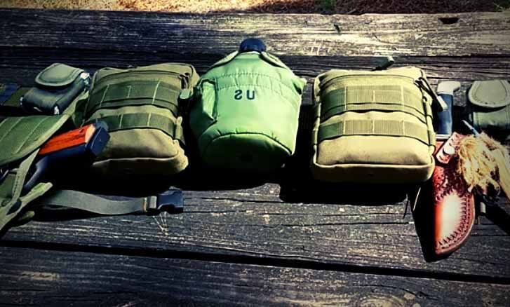 MOLLE Belt: 3 Essential Tips For Carrying Gear