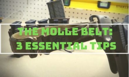 The MOLLE Belt: 3 Essential Tips For Carrying Gear